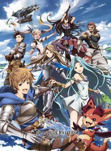 Download Granblue Fantasy The Animation (2017)(TV Series)(Complete)
