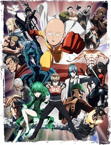 Download One Punch Man (2015)(TV Series)(Complete)