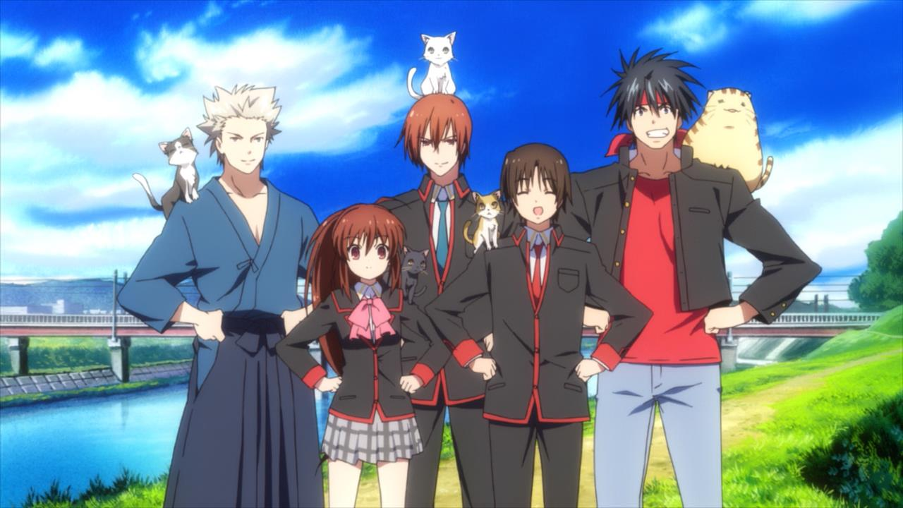 Little Busters! (2012)(TV Series)(Complete)