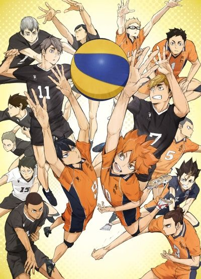 Download Haikyuu!! To the Top (2020)(2020)(TV Series)(Complete)