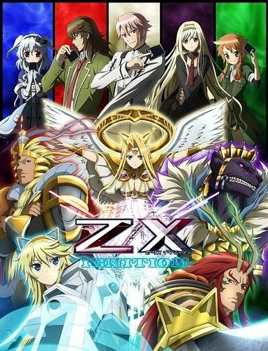 Download Z/X: Ignition (2014)(TV Series)(Complete)