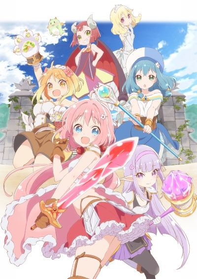 Download Endro~! (2019)(TV Series)(Complete)
