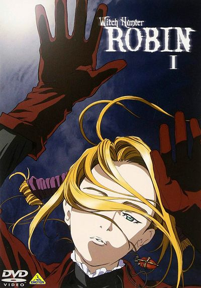 Download Witch Hunter Robin (2002)(TV Series)(Complete)