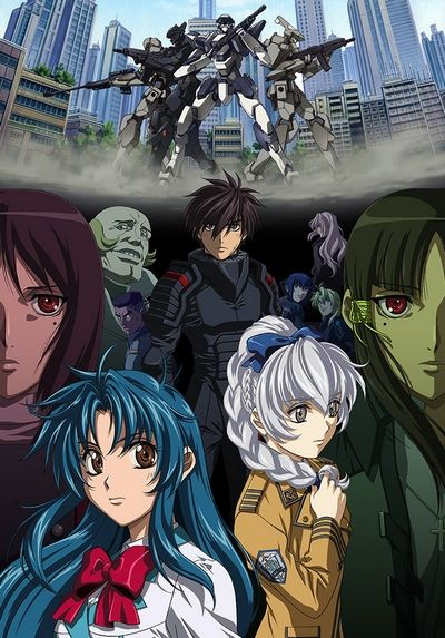 Download Fullmetal Panic! The Second Raid (2005)(TV Series)(Complete)