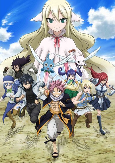 Download Fairy Tail (2018)(2018)(TV Series)(Complete)
