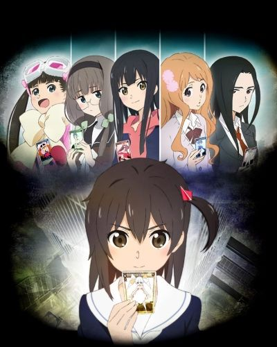 Download Selector Infected WIXOSS (2014)(TV Series)(Complete)