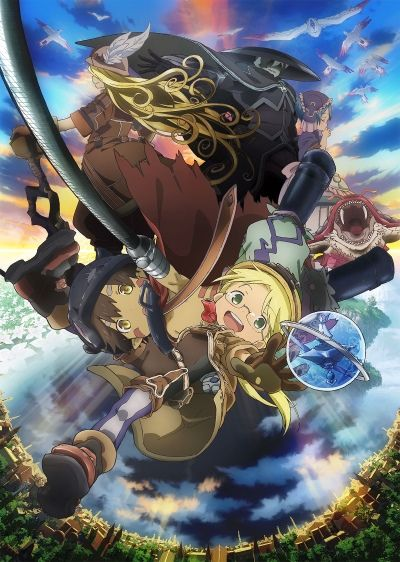 Download Gekijouban Soushuuhen Made in Abyss (2019)(Movie)(Complete)