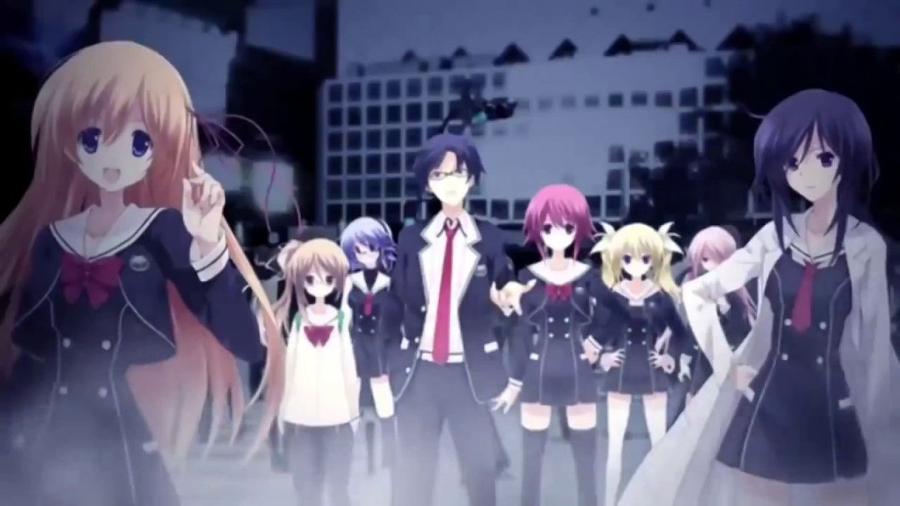 Chaos;Child (2017)(TV Series)(Complete)