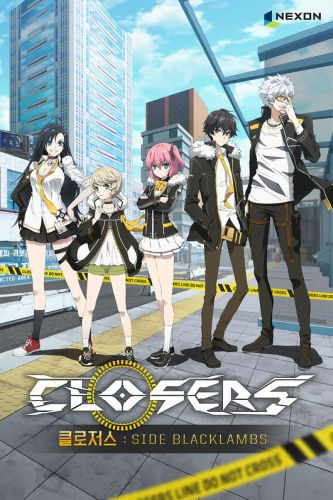 Download Closers: Side Blacklambs (2016)(Web)(Ongoing)