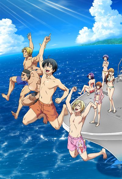 Download Grand Blue (2018)(TV Series)(Complete)