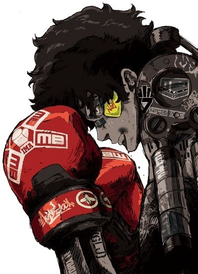 Download Megalo Box (2018)(TV Series)(Complete)