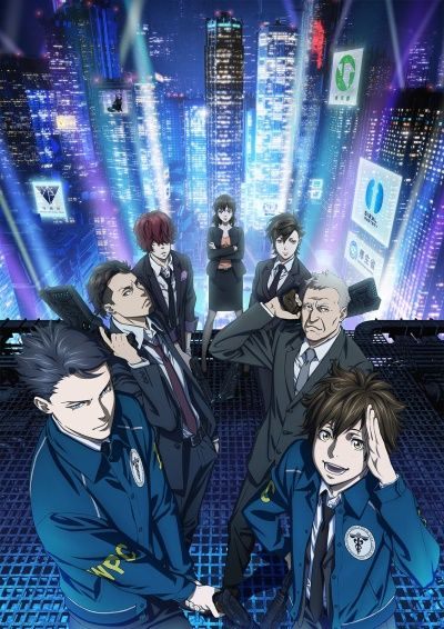 Download Psycho-Pass 3 (2019)(TV Series)(Complete)