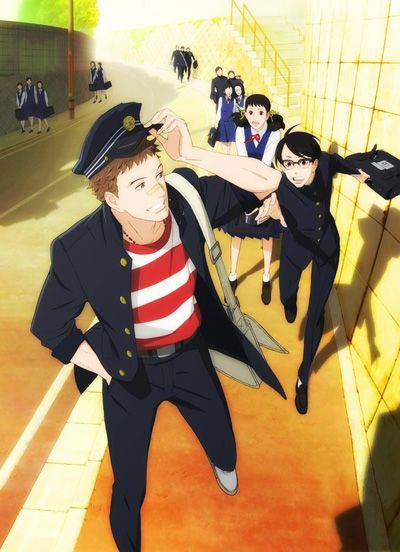 Download Sakamichi no Apollon: Kids on the Slope (2012)(TV Series)(Complete)