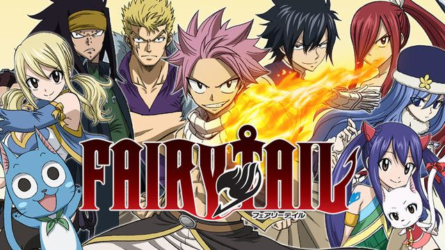 Fairy Tail (2018)(2018)(TV Series)(Complete)
