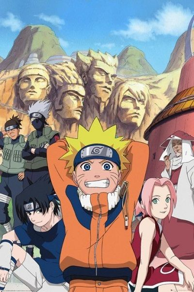 Download Naruto (2002)(TV Series)(Complete)