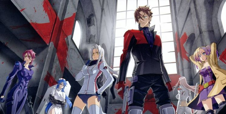 Triage X (2015)(TV Series)(Complete)