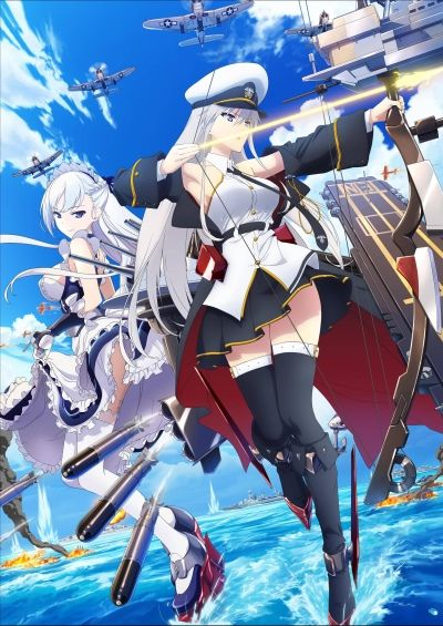 Download Azur Lane the Animation (2019)(TV Series)(Complete)