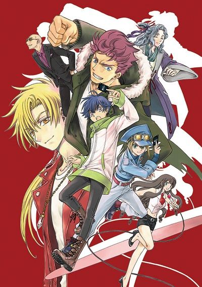 Download Cardfight!! Vanguard: Over Dress (2021)(TV Series)(Ongoing)