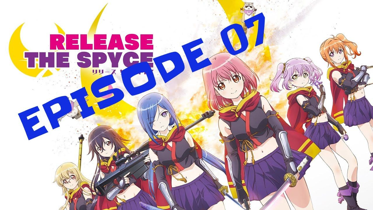 Release the Spyce (2018)(TV Series)(Complete)
