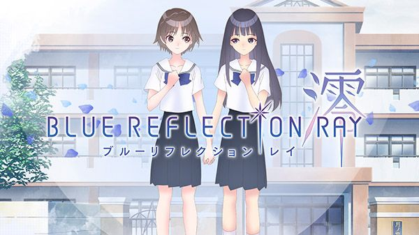 Blue Reflection Ray (2021)(TV Series)(Ongoing)