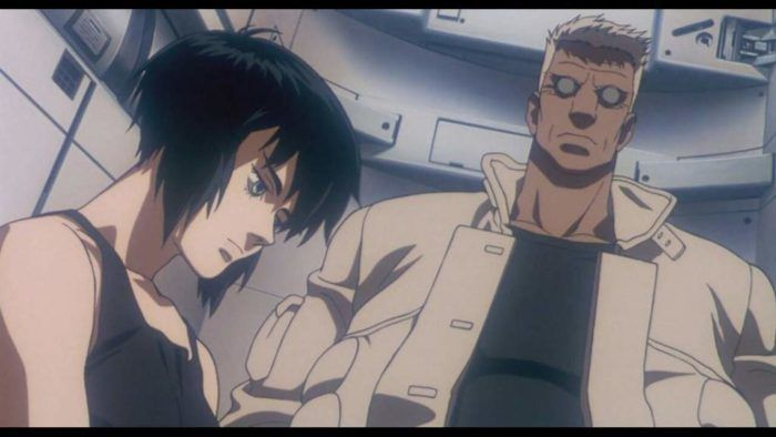 Ghost in the Shell (1995)(Movie)(Complete)