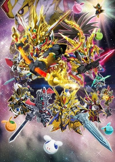 Download SD Gundam World Heroes (2021)(Web)(Ongoing)