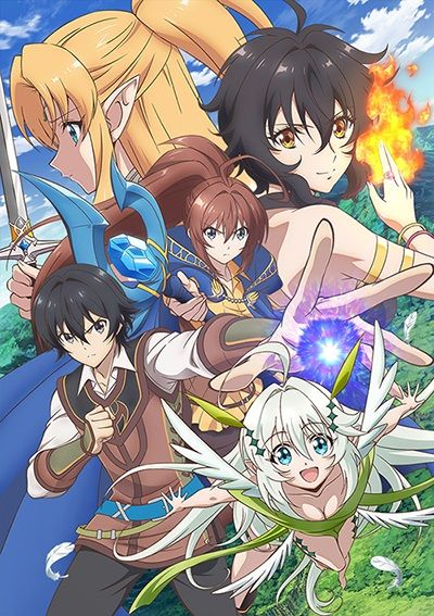Download Isekai Cheat Magician (2019)(TV Series)(Complete)