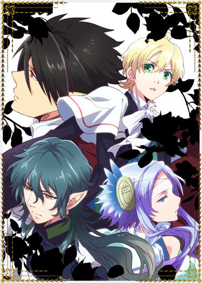 Download Makai Ouji: Devils and Realist (2013)(TV Series)(Complete)