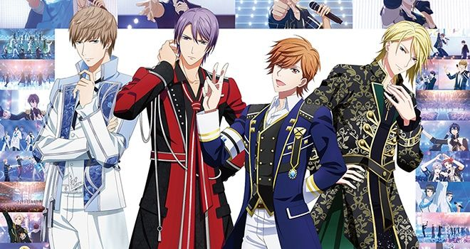 TsukiPro the Animation (2017)(TV Series)(Complete)