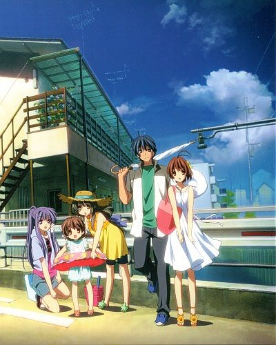 Download Clannad: After Story (2008)(TV Series)(Complete)