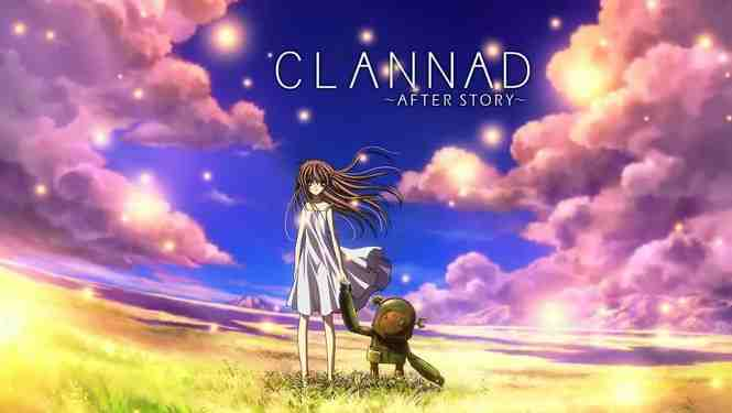 Clannad: After Story (2008)(TV Series)(Complete)