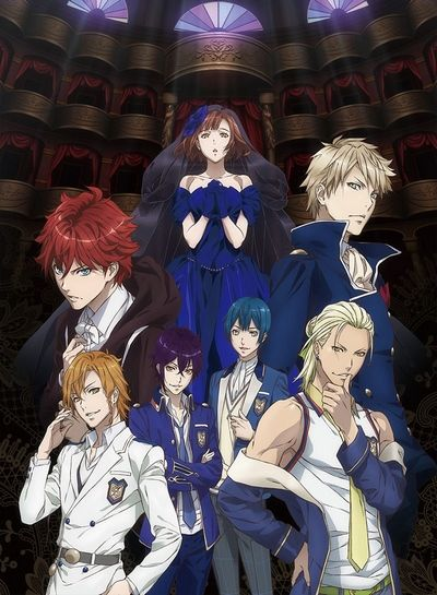 Dance with Devils (2015)(TV Series)(Complete)
