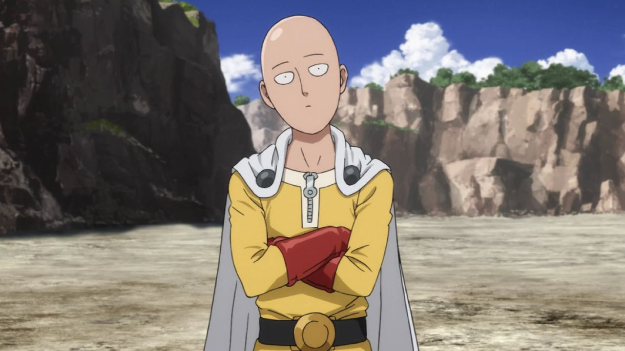 One Punch Man (2015)(TV Series)(Complete)