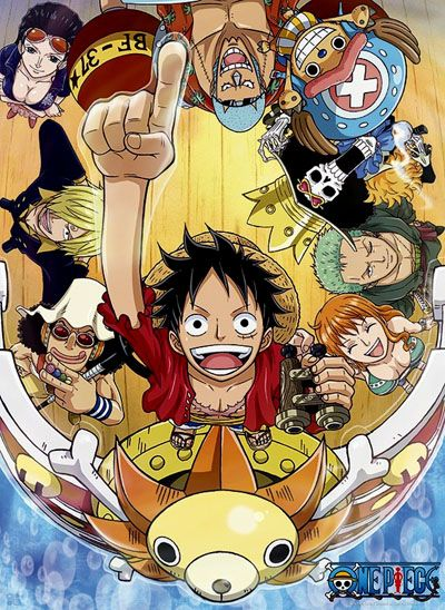 One Piece (1999)(TV Series)(Ongoing)