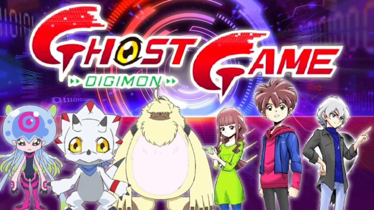Digimon Ghost Game (2021)(TV Series)(Ongoing)